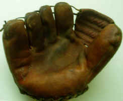 Before glove cleaning