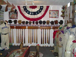 Collectors Showcase Free Baseball Memorabilia Rooms