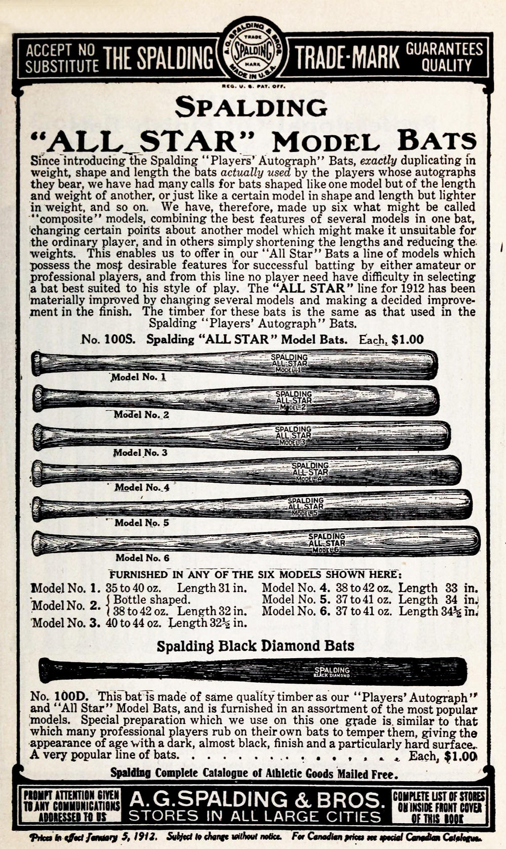 dating spalding baseball bats Usa company agspalding was founded in 1876 by albert goodwill spalding a successful baseball  key 1926 brands were the top of the range kro-bat, gold medal .
